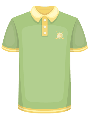 tshirt golf icon